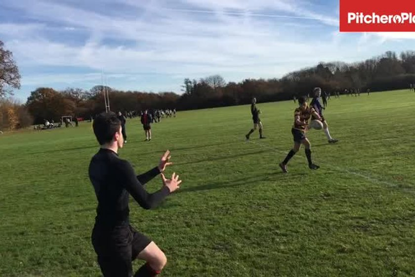 Live: Edenbridge RFC 0 - 0 Training