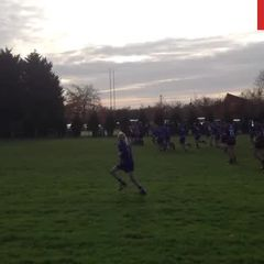 09:30 - Try - Bowdon RUFC (A)