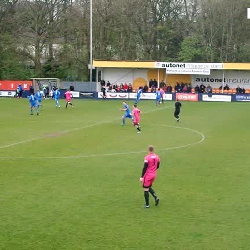 First Team  lose to Shaw Lane AFC 0 - 2