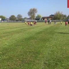 Wrenthorpe v Robin Hood Athletic Junior F C