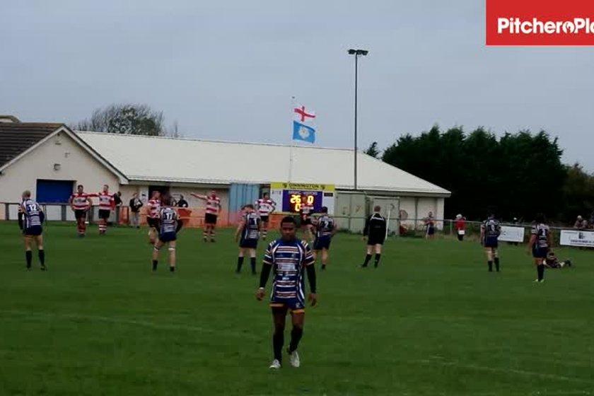 1st XV lose to Dinnington 29 - 20