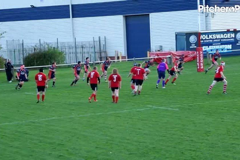 Kestrels beat Doncaster Phoenix 2 38 - 15
