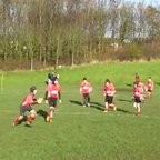 Under 12's Match Report v Blackpool 27th Nov 2011