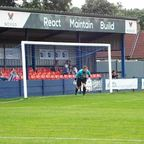Alex Troke's first penalty @ Kidsgrove...