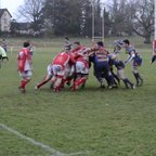 1XV v Old Halesonians Dec 2012