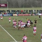 GALA v MELROSE SCOTTISH CUP SEMI FINAL - 30.3.13 - RUGBY HIGHLIGHTS