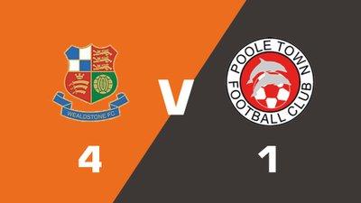Highlights: Wealdstone vs Poole Town