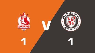 Highlights: Alfreton Town vs Brackley Town