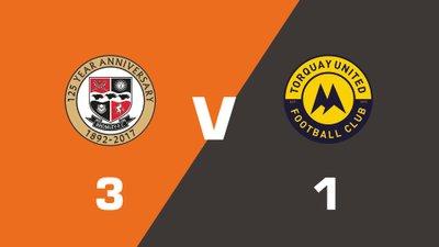 Highlights: Bromley vs Torquay United