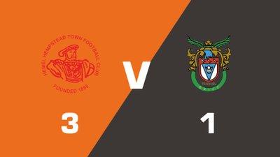 Highlights: Hemel Hempstead Town vs Bognor Regis Town