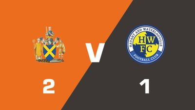 Highlights: St. Albans City vs Havant & Waterlooville