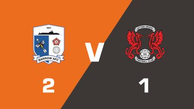 Highlights: Barrow vs Leyton Orient