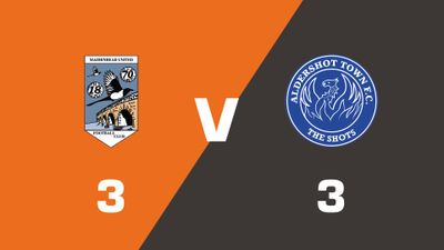 Highlights: Maidenhead United vs Aldershot Town