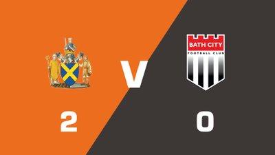 Highlights: St. Albans City vs Bath City