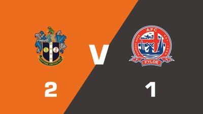 Highlights: Sutton United vs AFC Fylde