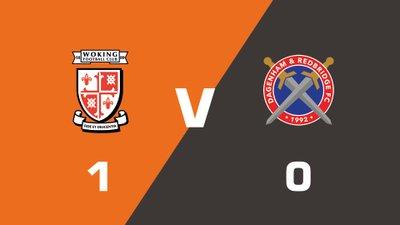 Highlights: Woking vs Dagenham and Redbridge