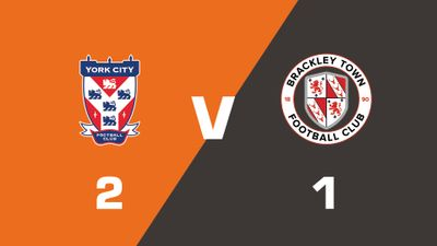 Highlights: York City vs Brackley Town