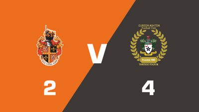 Highlights: Spennymoor Town vs Curzon Ashton