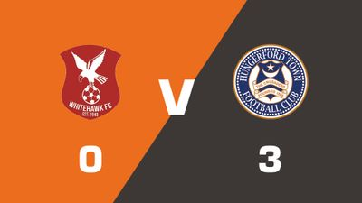 Highlights: Whitehawk vs Hungerford Town FC