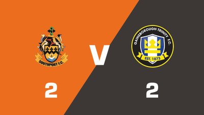 Highlights: Southport vs Gainsborough Trinity