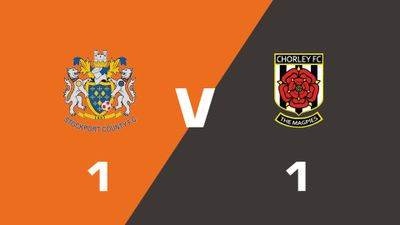 Highlights: Stockport County vs Chorley
