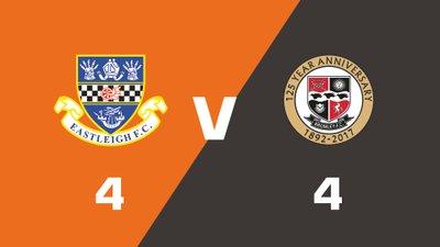 Highlights: Eastleigh vs Bromley