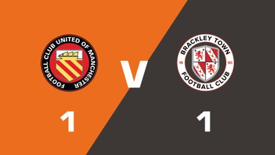 Highlights: FC United Of Manchester vs Brackley Town