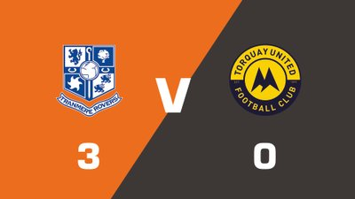 Highlights: Tranmere Rovers vs Torquay United