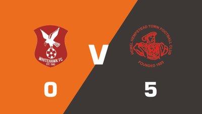 Highlights: Whitehawk vs Hemel Hempstead Town