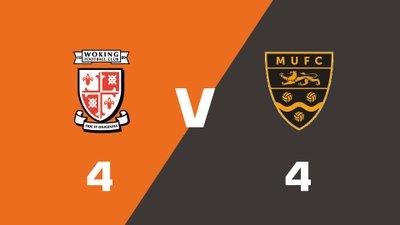 Highlights: Woking vs Maidstone United