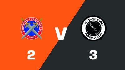 Highlights: Chorley vs Kidderminster Harriers