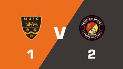 Highlights: Maidstone United vs Ebbsfleet United