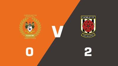 Highlights: Curzon Ashton vs Chorley