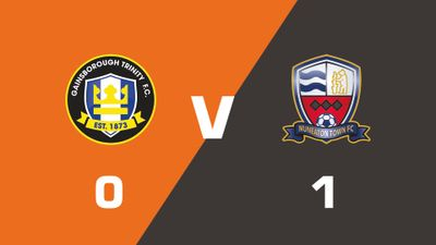 Highlights: Gainsborough Trinity vs Nuneaton Town