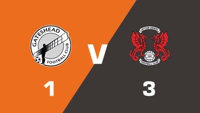 Highlights: Gateshead vs Leyton Orient