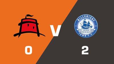 Highlights: Eastbourne Borough vs Billericay Town