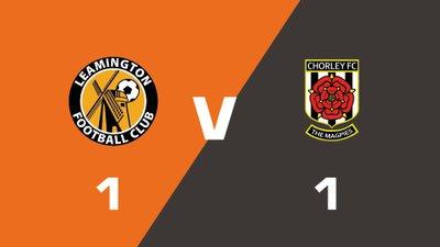 Highlights: Leamington vs Chorley