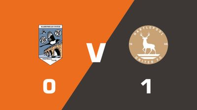 Highlights: Maidenhead United vs Hartlepool United