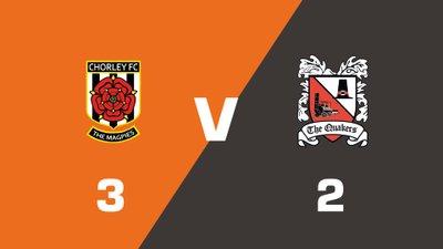 Highlights: Chorley vs Darlington