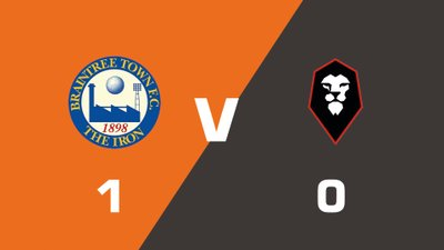 Highlights: Braintree Town vs Salford City
