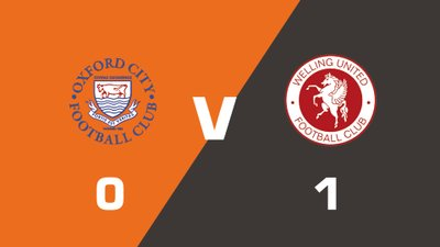 Highlights: Oxford City vs Welling United