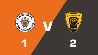 Highlights: Slough Town vs Gloucester City