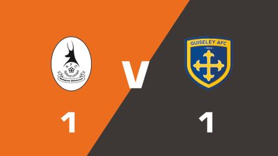 Highlights: AFC Telford United vs Guiseley