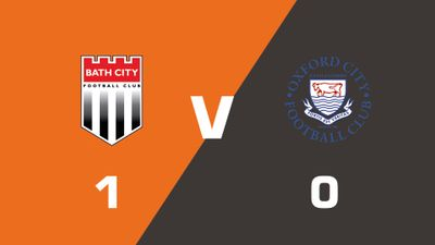 Highlights: Bath City vs Oxford City
