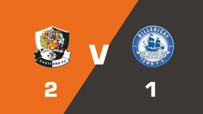 Highlights: Dartford vs Billericay Town