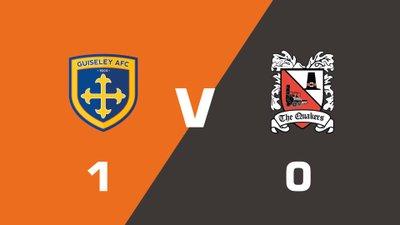 Highlights: Guiseley vs Darlington