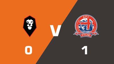 Highlights: Salford City vs AFC Fylde