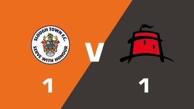 Highlights: Slough Town vs Eastbourne Borough