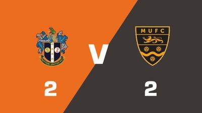 Highlights: Sutton United vs Maidstone United