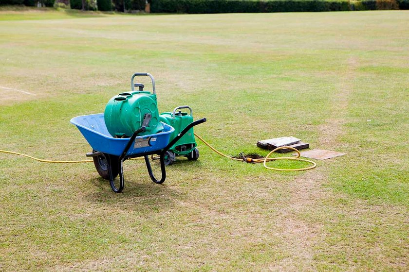 Abandoned: Papplewick and Linby CC - 1st XI - Gedling Colliery CC - 1st XI
